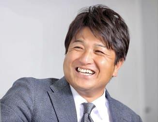 高橋由伸 炎の体育会TVの野球マスクマン